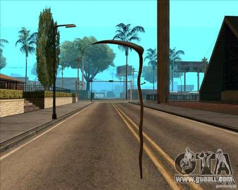 Death for GTA San Andreas sixth screenshot