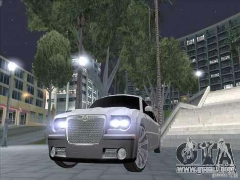 Chrysler 300C Limo for GTA San Andreas