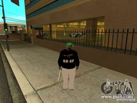 New thick Groove for GTA San Andreas forth screenshot