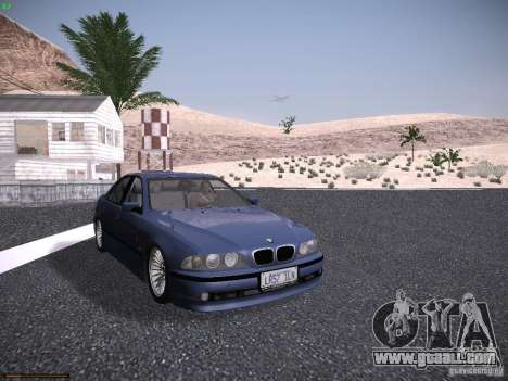 LiberrtySun Graphics ENB v3.0 for GTA San Andreas
