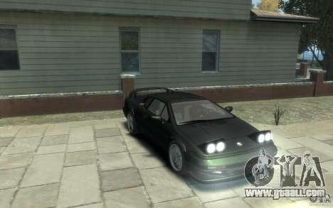 Lotus Esprit V8 for GTA 4