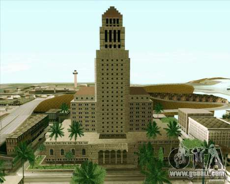 Los Santos City Hall for GTA San Andreas