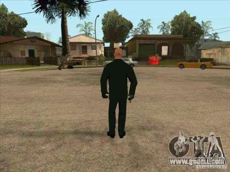 Hitman: Codename 47 for GTA San Andreas third screenshot