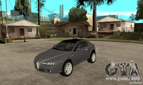Alfa Romeo Brera of NFSC for GTA San Andreas