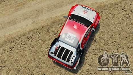 Mitsubishi L200 Triton for GTA 4 right view