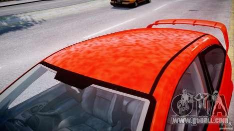 Ford Focus SVT WRC Street for GTA 4 bottom view