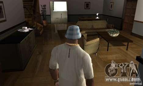 New Interiors - Mod for GTA San Andreas second screenshot