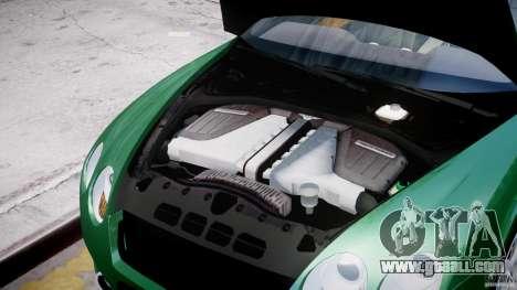 Bentley Continental GT for GTA 4 wheels