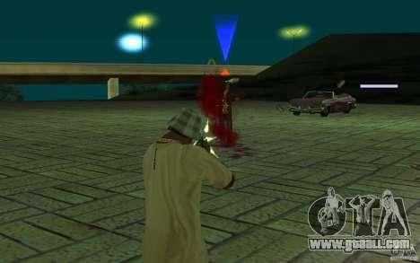 Mutant for GTA San Andreas forth screenshot