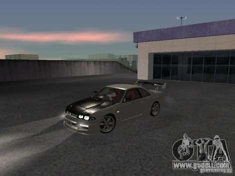 Nissan Skyline R33 SGM for GTA San Andreas