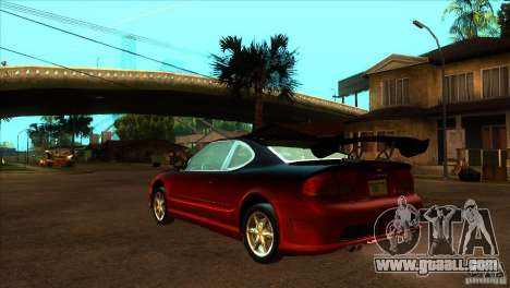 Oldsmobile Alero 2003 for GTA San Andreas side view