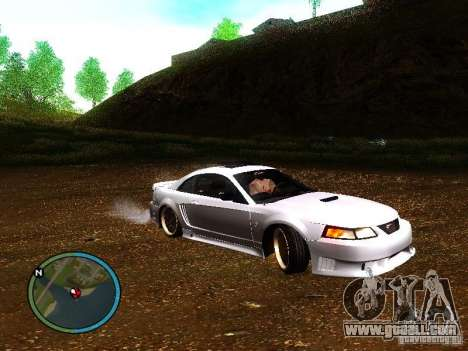 Saleen S281 for GTA San Andreas right view