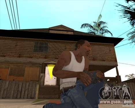 CoD:MW2 weapon pack for GTA San Andreas twelth screenshot