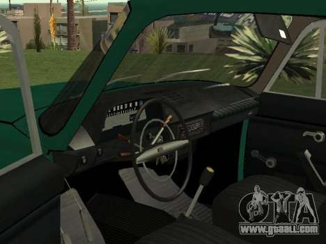 IZH 27151 PickUp for GTA San Andreas back view