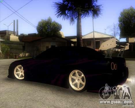 Elegy 0.2 for GTA San Andreas inner view