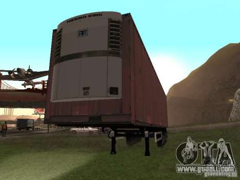 New trailer for GTA San Andreas bottom view