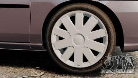 Suzuki Liana GLX 2002 for GTA 4 right view