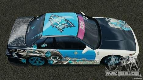 Nissan Silvia S13 Non-Grata [Final] for GTA 4 right view