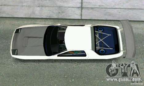 Mazda Savanna RX-7 FC3S for GTA Vice City right view