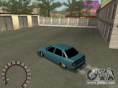 VAZ Lada 2170 Priora for GTA San Andreas