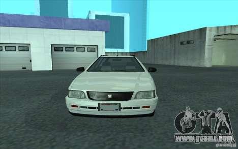Ingot from GTA 4 for GTA San Andreas