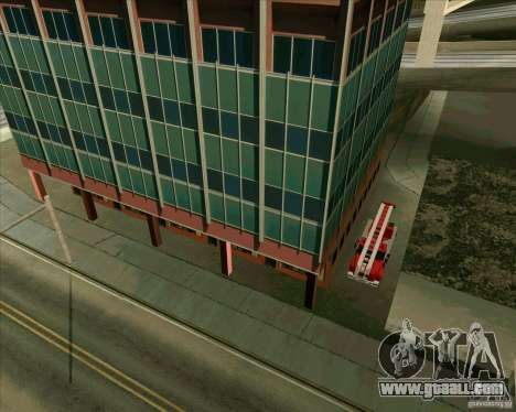 Parked vehicles v2.0 for GTA San Andreas forth screenshot