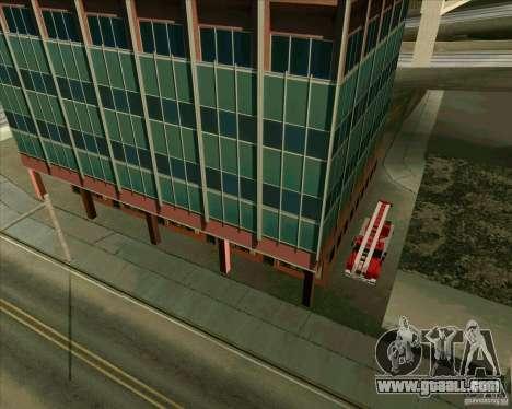 Parked vehicles v2.0 for GTA San Andreas forth screenshot
