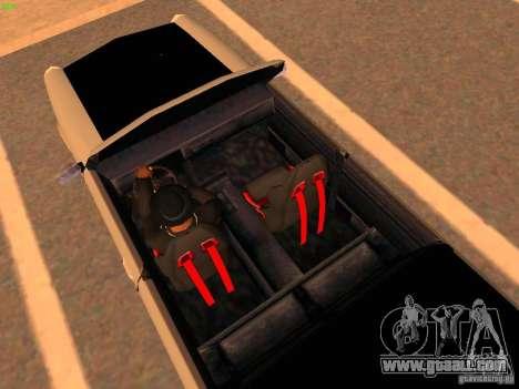 New Perennial for GTA San Andreas inner view