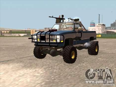 Chevrolet Hunter for GTA San Andreas