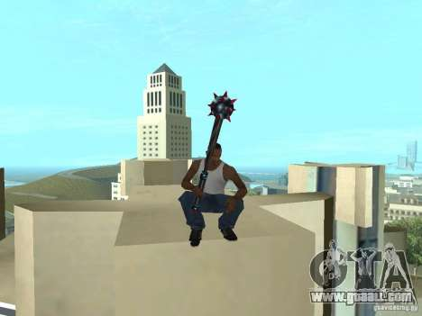 Weapons Pack for GTA San Andreas third screenshot