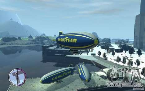 Airship for GTA 4
