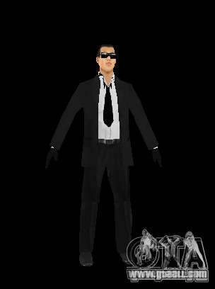 Skinpak Yakuza for GTA San Andreas