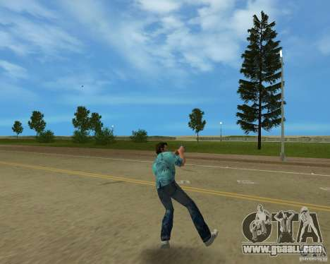 Animation of TLAD for GTA Vice City seventh screenshot