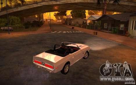 ENBSeries v1.0 By GAZelist for GTA San Andreas forth screenshot