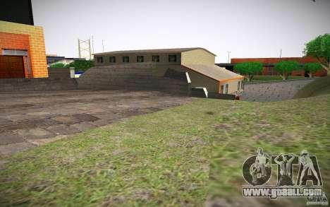 HD Fire Department for GTA San Andreas fifth screenshot
