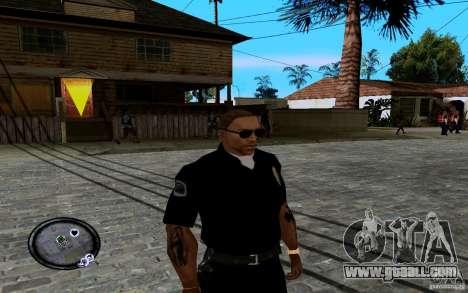 New CJ for GTA San Andreas second screenshot