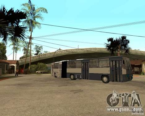 IKARUS 280 for GTA San Andreas left view