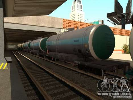 Tank # 57929572 for GTA San Andreas