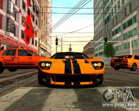Real World ENBSeries v2.0 for GTA San Andreas