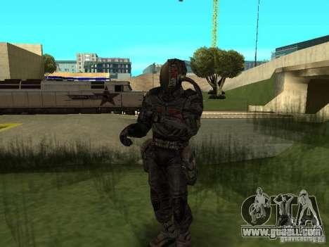 Member considers it in costume for GTA San Andreas third screenshot