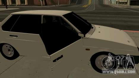 VAZ 21099 for GTA San Andreas right view