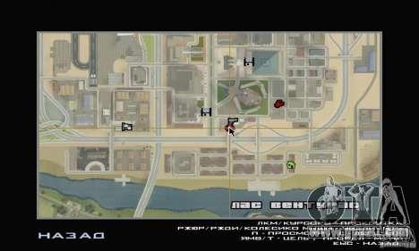 TNK Filling Station for GTA San Andreas forth screenshot