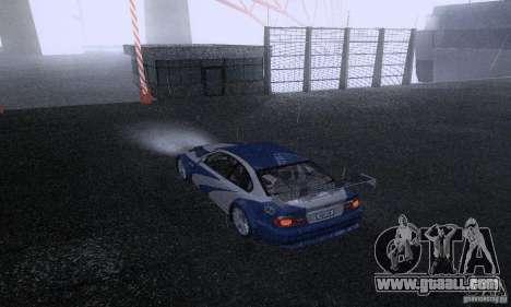 ENB Reflection Bump 2 Low Settings for GTA San Andreas ninth screenshot