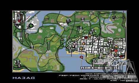Welcome to AKINA Beta3 for GTA San Andreas seventh screenshot