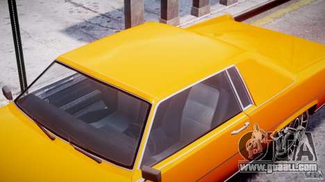 Manana Tuned for GTA 4