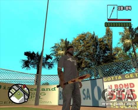 Bloody bits for GTA San Andreas third screenshot