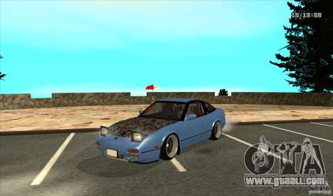 Nissan 240SX JDM for GTA San Andreas