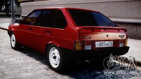 Vaz-21093i for GTA 4 engine