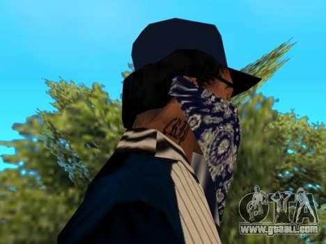 CripS Ryder for GTA San Andreas third screenshot