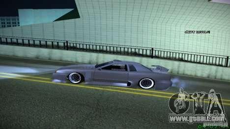 Elegy Skyline for GTA San Andreas left view
